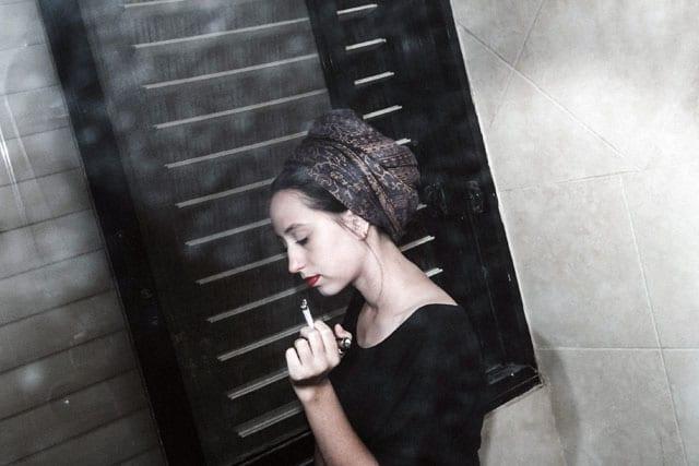 בצילום: שרה דיין. צילום: יח״צ2
