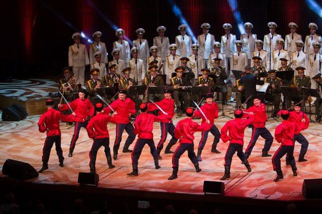 מקהלת הצבא האדום