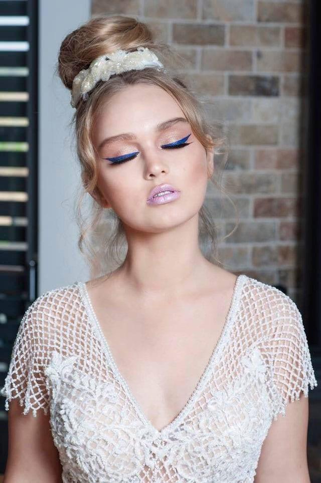 EFIFO. מגזין אופנה, נתנאל אטיאס קמפיין איפור ועיצוב שיער, 2017--6
