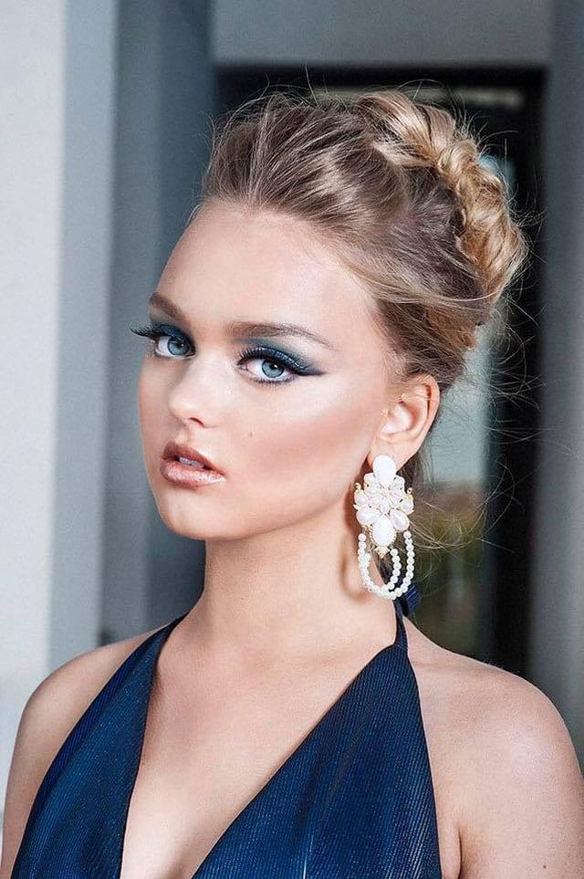 EFIFO. מגזין אופנה, נתנאל אטיאס קמפיין איפור ועיצוב שיער, 2017--5