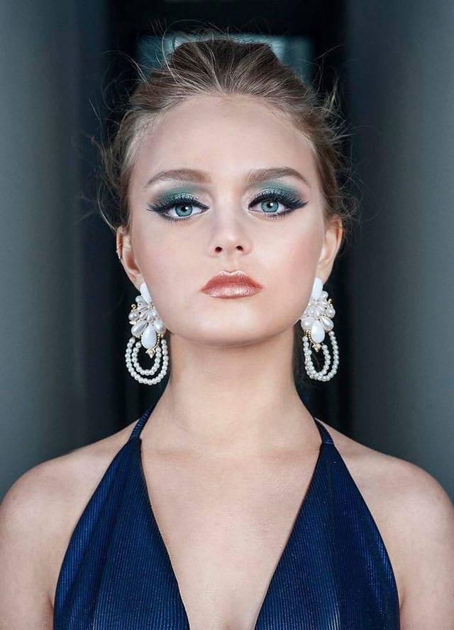 EFIFO. מגזין אופנה, נתנאל אטיאס קמפיין איפור ועיצוב שיער, 2017--4