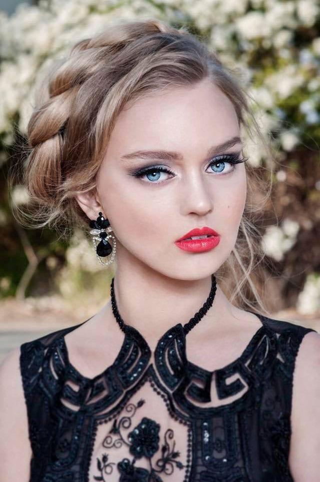 EFIFO. מגזין אופנה, נתנאל אטיאס קמפיין איפור ועיצוב שיער, 2017-2
