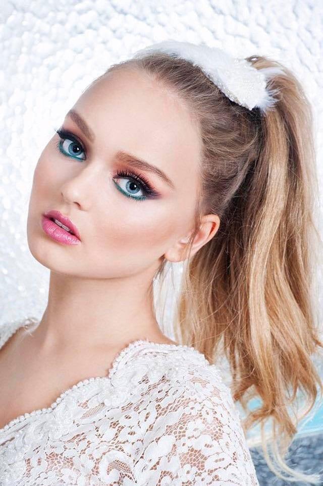 EFIFO. מגזין אופנה, נתנאל אטיאס קמפיין איפור ועיצוב שיער, 2017-1