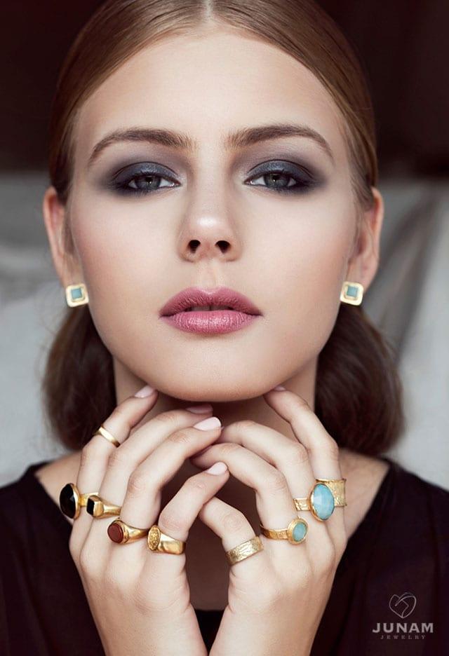 EFIFO. מגזין אופנה. יריד האופנה A' la moda -3