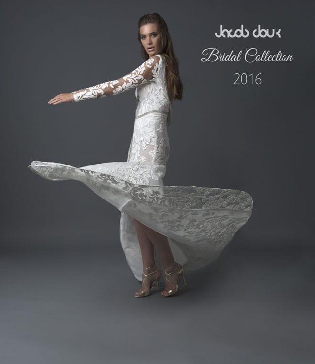 שמלות כלה של המעצב יעקוב דוק. 50