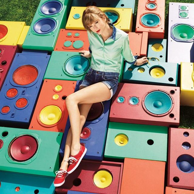 טיילור סוויפט, Taylor Swift-1