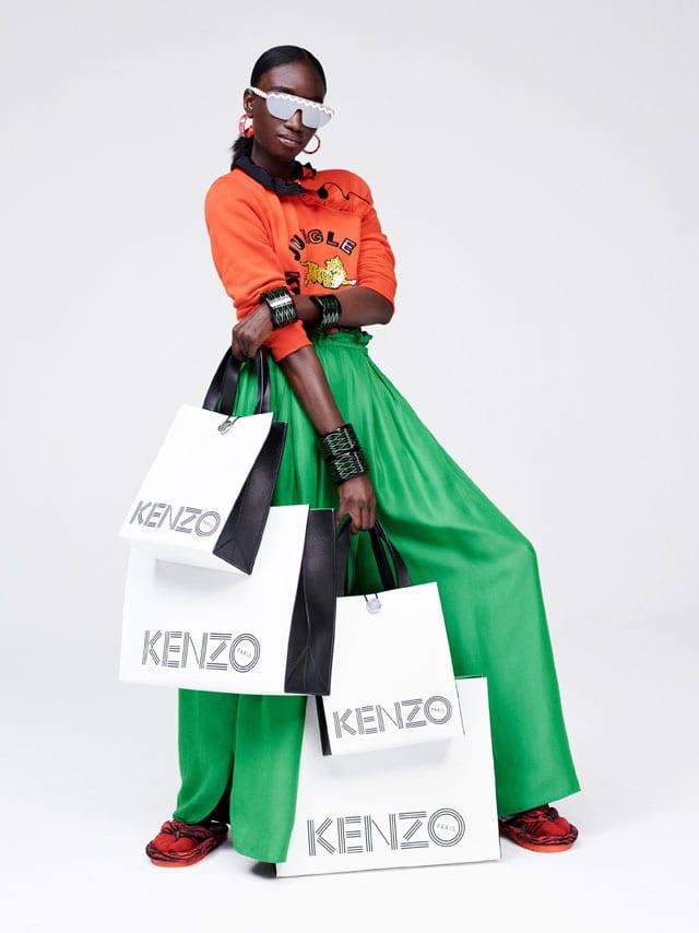 קולקציית KENZO X H&M --44