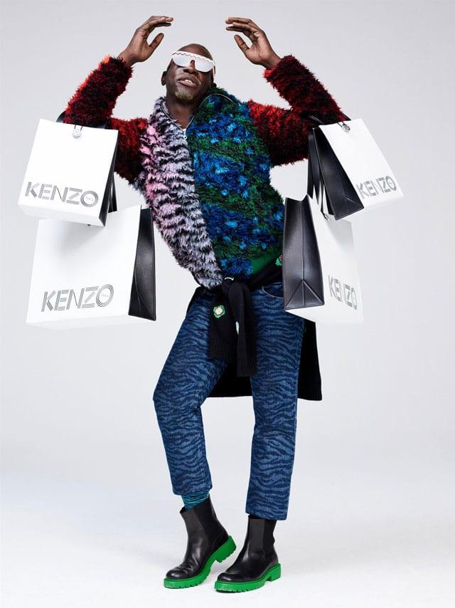 קולקציית KENZO X H&M -19