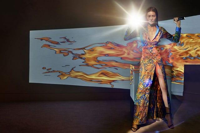 מגזין אופנה, LIBERATION-LA PERLA: קנדל ג'נר, איזבלי פונטנה, ליו וון-2