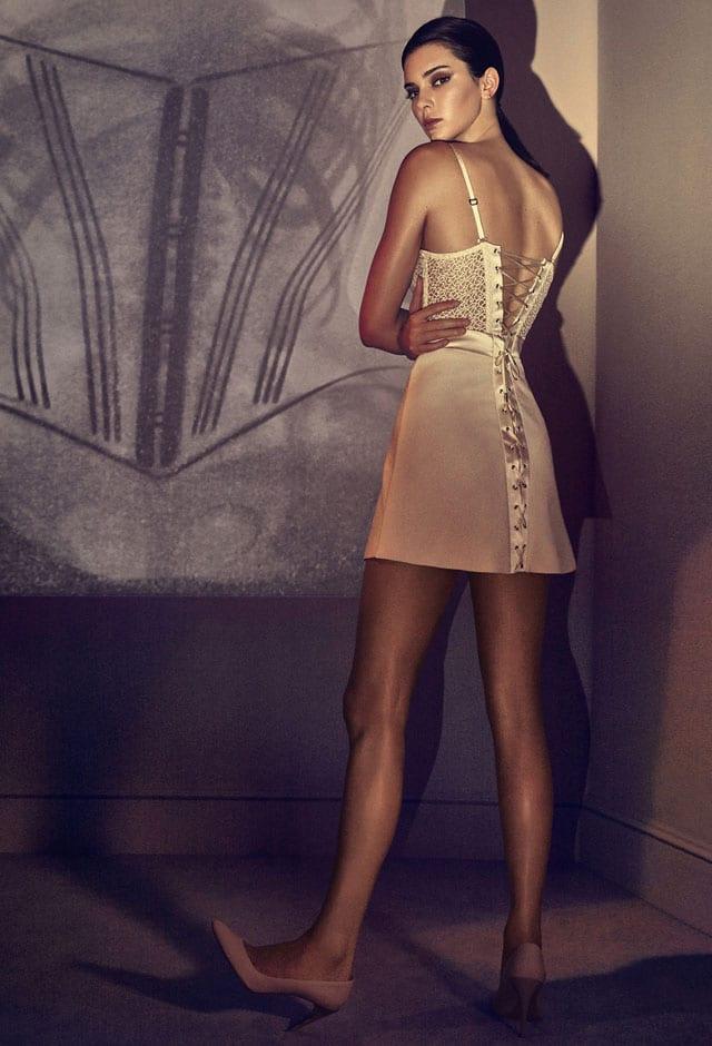 מגזין אופנה, LIBERATION-LA PERLA: קנדל ג'נר, איזבלי פונטנה, ליו וון-6
