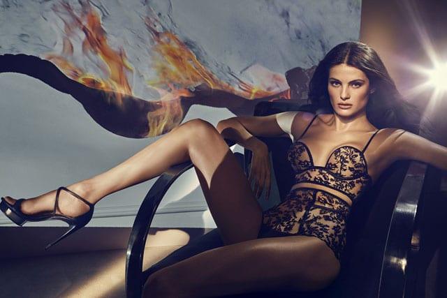 מגזין אופנה, LIBERATION-LA PERLA: קנדל ג'נר, איזבלי פונטנה, ליו וון-4