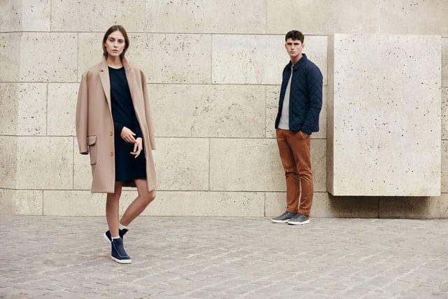 מגזין אופנה. LACOSTE for Shoester. מחיר נעל גבר: 248 שקל. מחיר נעל אישה: 599 שקל. צילום יח״צ חו״ל