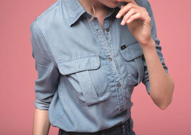 אופנה: Lee, קולקציית קיץ 2017. ג׳ינס צמוד וסקסי -3