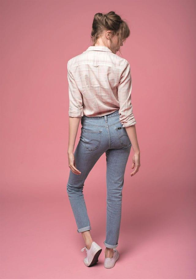 אופנה: Lee, קולקציית קיץ 2017. ג׳ינס צמוד וסקסי -1