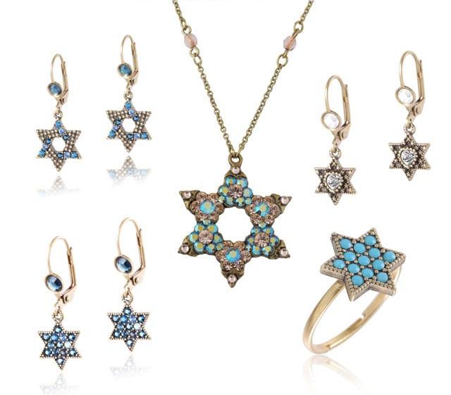 תכשיטי מגן דוד של מיכל נגרין -טרנדים - סטייל - אופנת נשים - Fashion - אופנה ישראלית