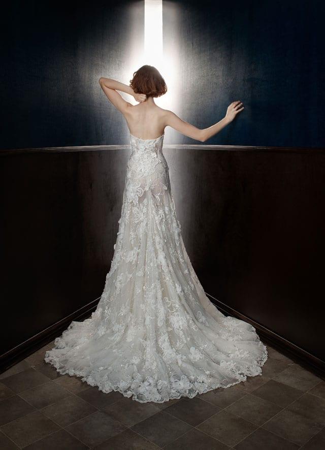 בצילום: שמלת כלה של גליה להב. 2017-18. צילום: יח״צ -11