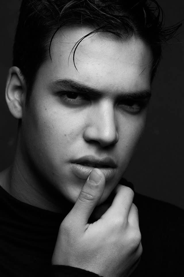 Efifo - מגזין אופנה ישראלי, דוגמן: ליאם חזן, סוכנות: Passion Management, הפקה, סטיילינג וצילום: גלעד קבלרו -