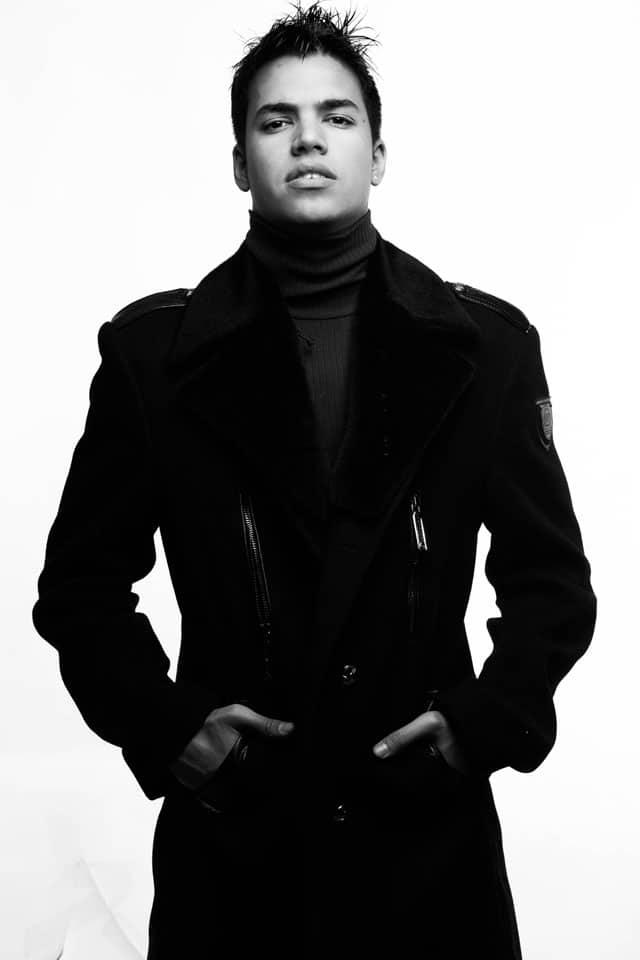 Efifo - מגזין אופנה ישראלי, דוגמן: ליאם חזן, סוכנות: Passion Management, הפקה, סטיילינג וצילום: גלעד קבלרו - 6