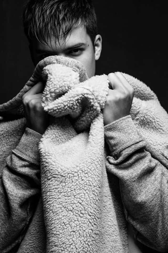 Efifo - מגזין אופנה ישראלי, דוגמן: ליאם חזן, סוכנות: Passion Management, הפקה, סטיילינג וצילום: גלעד קבלרו - 2