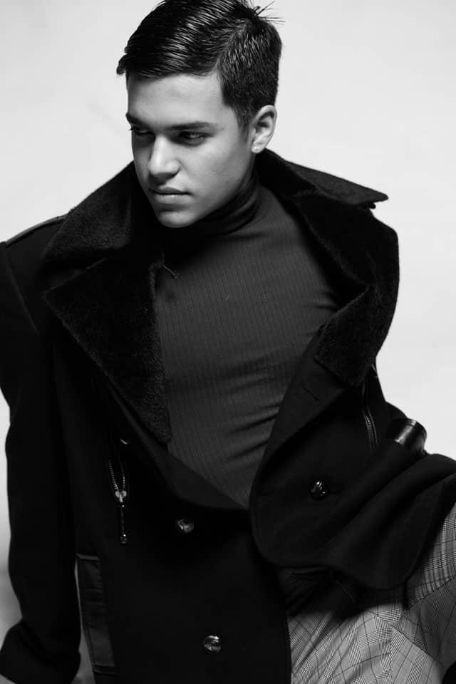 Efifo - מגזין אופנה ישראלי, דוגמן: ליאם חזן, סוכנות: Passion Management, הפקה, סטיילינג וצילום: גלעד קבלרו - 4