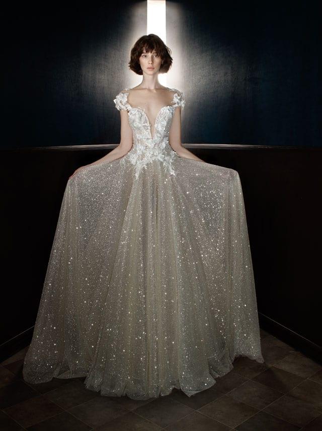 בצילום: שמלת כלה של גליה להב. 2017-18. צילום: יח״צ -4