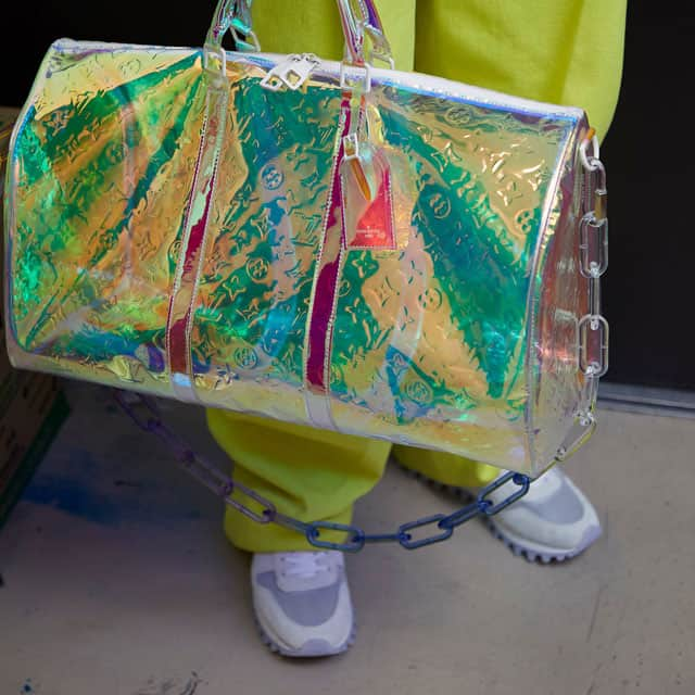 Louis Vuitton Mens Spring-Summer 2019 Collection by Virgil Abloh