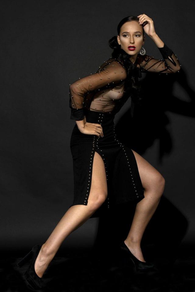 בגדי: מד נס, תכשיטים וינטג': שרון סטאר