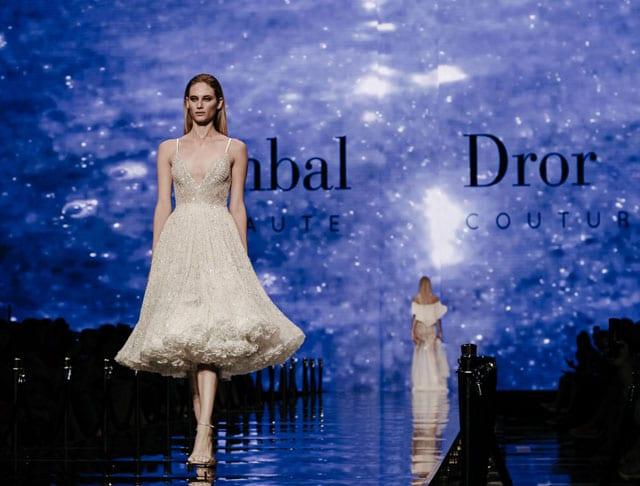 בתמונה: תצוגת אופנה של ענבל דרור (Inbal Dror). ביוטי סיטי 2017. צילום: גל גולץ (Gal Goltz) - 22