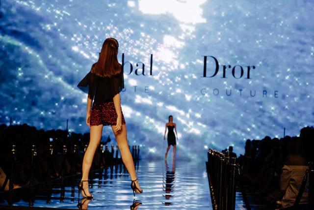 בתמונה: תצוגת אופנה של ענבל דרור (Inbal Dror). ביוטי סיטי 2017. צילום: גל גולץ (Gal Goltz) - 20