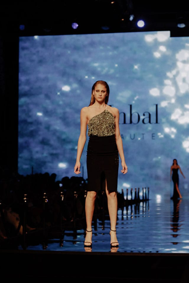 בתמונה: תצוגת אופנה של ענבל דרור (Inbal Dror). ביוטי סיטי 2017. צילום: גל גולץ (Gal Goltz) - 10