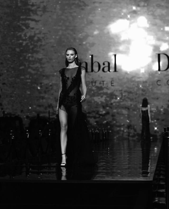 בתמונה: תצוגת אופנה של ענבל דרור (Inbal Dror). ביוטי סיטי 2017. צילום: גל גולץ (Gal Goltz) - 9