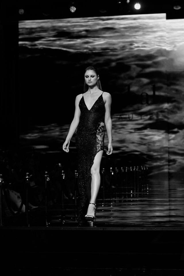 בתמונה: תצוגת אופנה של ענבל דרור (Inbal Dror). ביוטי סיטי 2017. צילום: גל גולץ (Gal Goltz) - 5