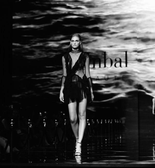 בתמונה: תצוגת אופנה של ענבל דרור (Inbal Dror). ביוטי סיטי 2017. צילום: גל גולץ (Gal Goltz) - 4