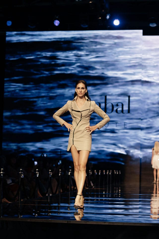 בתמונה: תצוגת אופנה של ענבל דרור (Inbal Dror). ביוטי סיטי 2017. צילום: גל גולץ (Gal Goltz) - 2