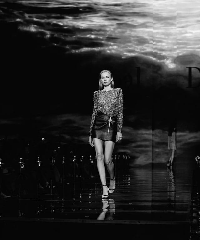 בתמונה: תצוגת אופנה של ענבל דרור (Inbal Dror). ביוטי סיטי 2017. צילום: גל גולץ (Gal Goltz) - 1