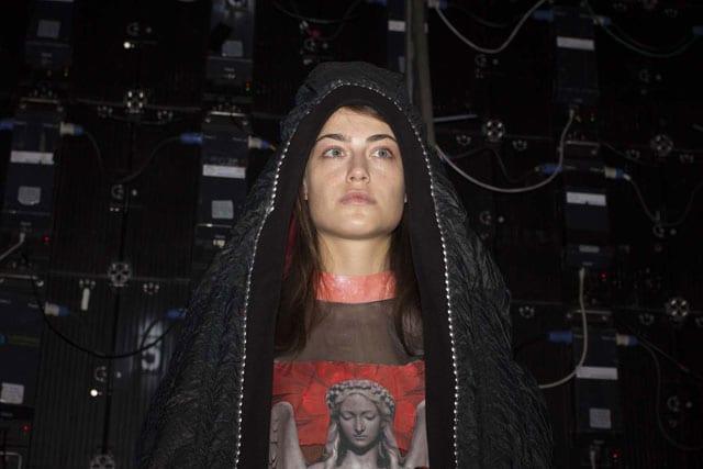 בתמונה: תצוגת בוגרים 2017, המחלקה לעיצוב אופנה במרכז האקדמי ויצו חיפה. צילום: ינון כלפון - 29