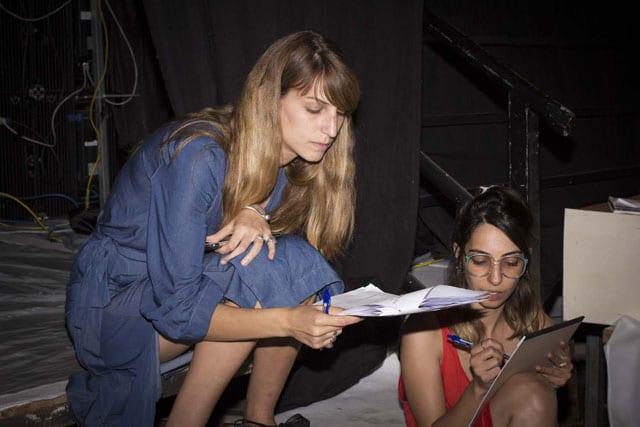 בתמונה: תצוגת בוגרים 2017, המחלקה לעיצוב אופנה במרכז האקדמי ויצו חיפה. צילום: ינון כלפון - 28