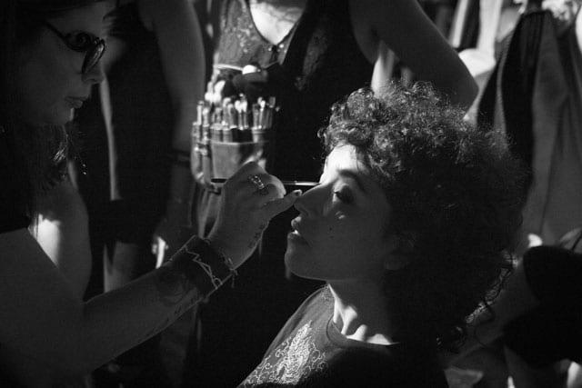 בתמונה: תצוגת בוגרים 2017, המחלקה לעיצוב אופנה במרכז האקדמי ויצו חיפה. צילום: ינון כלפון - 24