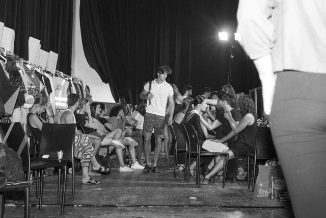 בתמונה: תצוגת בוגרים 2017, המחלקה לעיצוב אופנה במרכז האקדמי ויצו חיפה. צילום: ינון כלפון - 15