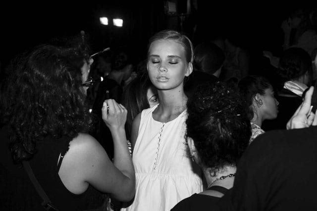 בתמונה: תצוגת בוגרים 2017, המחלקה לעיצוב אופנה במרכז האקדמי ויצו חיפה. צילום: ינון כלפון - 8