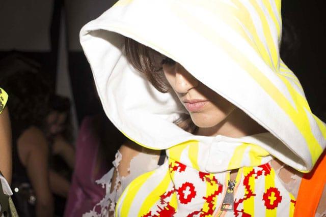 בתמונה: תצוגת בוגרים 2017, המחלקה לעיצוב אופנה במרכז האקדמי ויצו חיפה. צילום: ינון כלפון - 4