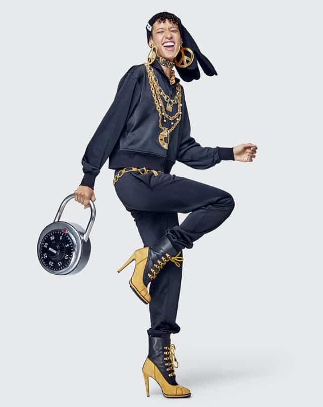 MOSCHINO [tv] H&M. צילום: מרקוס מאם, אופנה, מגזין אופנה, חדשות אופנה, כתבות אופנה, Fashiom Magazine, Fashion, Efifo ,מגזין אופנה ישראלי, מגזין אופנה ועיצוב, עיתון אופנה, מגזין אופנה אונליין, טרנדים, סטייל -13