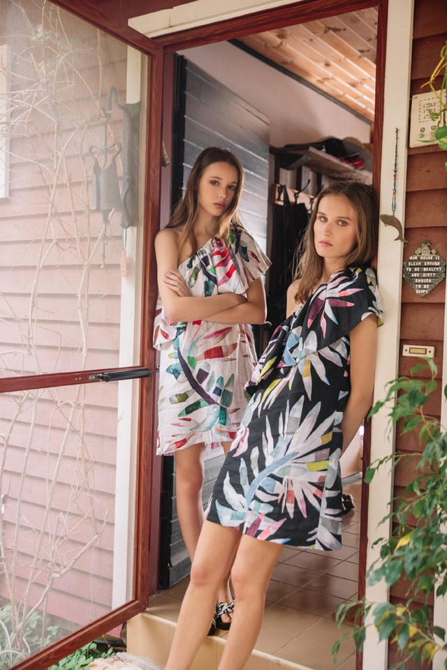 שמלת נשף פרום Mara-Hoffman של Belle&Sue. מחיר: 1,390 שקל