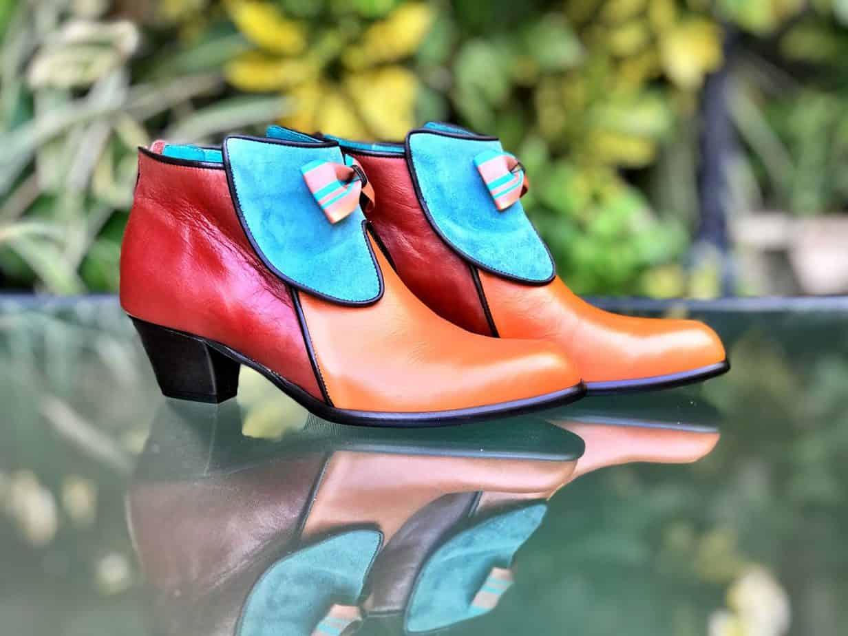 נעליים של מיקה דרימר. בתמונה Mika Drimer - Artistic Shoes. צילום: מיקה דרימר - 5
