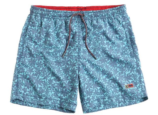 בגד ים מכנס לגבר, efifo, אופנה, אופנה לגבר, אתר אופנה. בגד ים לגבר של NAPAPIJIRI. צילום: יח״צ חו״ל - 1