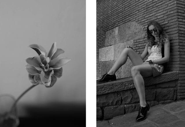 בצילום: הקולקצייה של מעצבת האופנה נועה שובל. צילום: נועה שובל -1