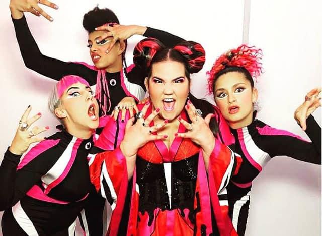 בתמונה: Netta, נטע ברזילי, Netta Barzilai, TOY, מגזין אופנה, מגזין אופנה ישראלי, Fashion, Netta Rinng, Efifo
