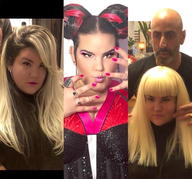 אבי מלכה. Netta, נטע ברזילי, Netta Barzilai, TOY, מגזין אופנה, מגזין אופנה ישראלי, Efifo, אופנה - netta barzilai eurovision, netta toy, Netta wins Eurovisiont 2018, הגולגולים של נטע ברזילי -6