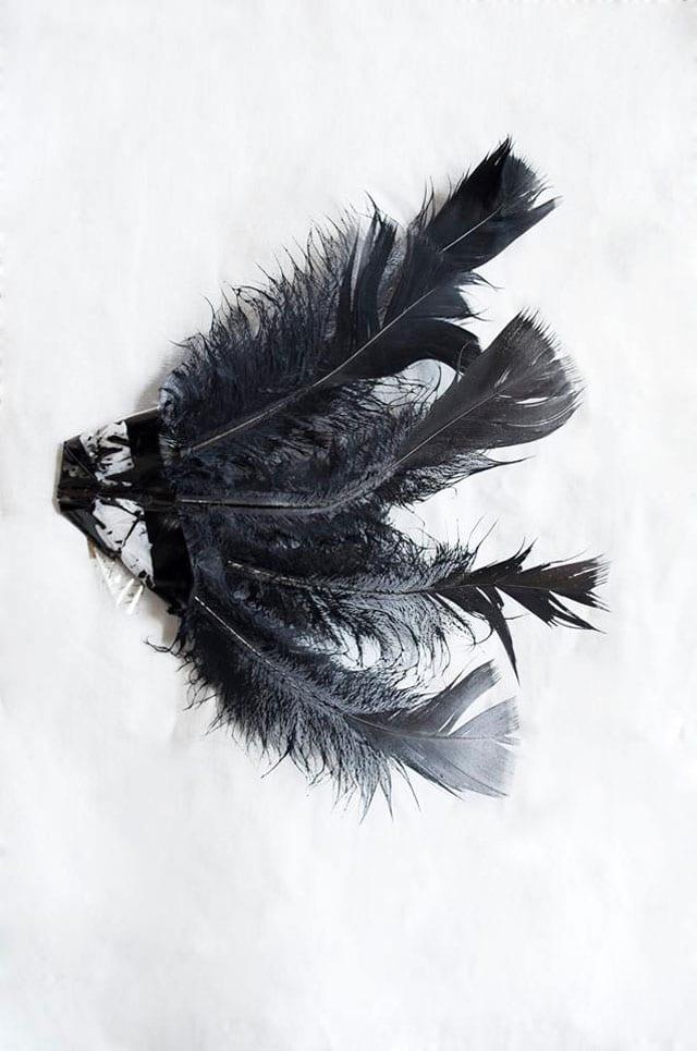 מגזין אמנות, Dying Sun - פרויקט הגמר של גינת סלמן-2