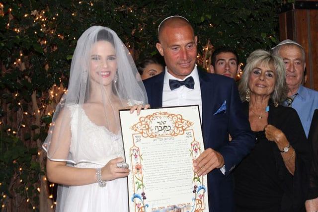 שירה וילנסקי התחתנה-9